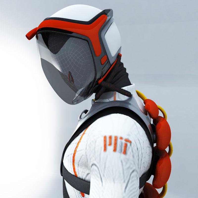 Biosuit Helmet | Trotti + Associates, Inc.