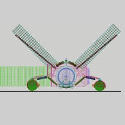 Scorpion Lunar Rover